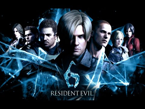 Resident Evil 6 | New Game-play - No Hope - Leon