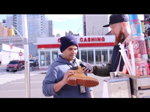 NEW YORKERS REVIEW TIMBERLAND BOOTS!
