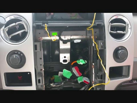 Ford expedition f150 blend door stuck hot doovi for Blend door motor ford expedition