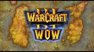 Warcraft III: WoW Mode - First Gameplay - BETA