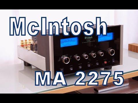 McIntosh Ma2275 di Sbisà Audiocostruzioni