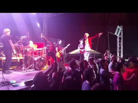 Chiodos live at the 2015 NSN festival!