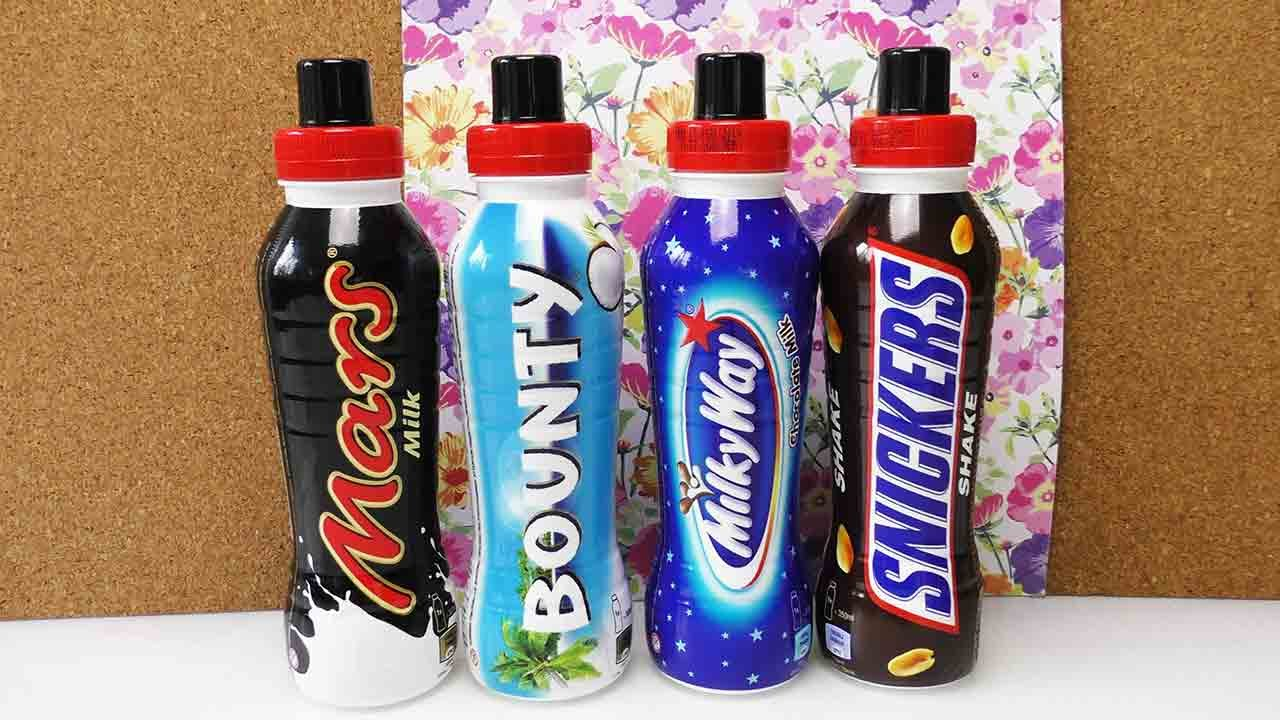 Snacktest: Mars Bounty MilkyWay und Snickers | Eva & Kathi testen ...
