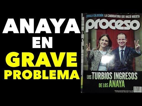 Fuerte ACUSACIÓN contra Anaya, a horas del Segundo Debate Presidencial