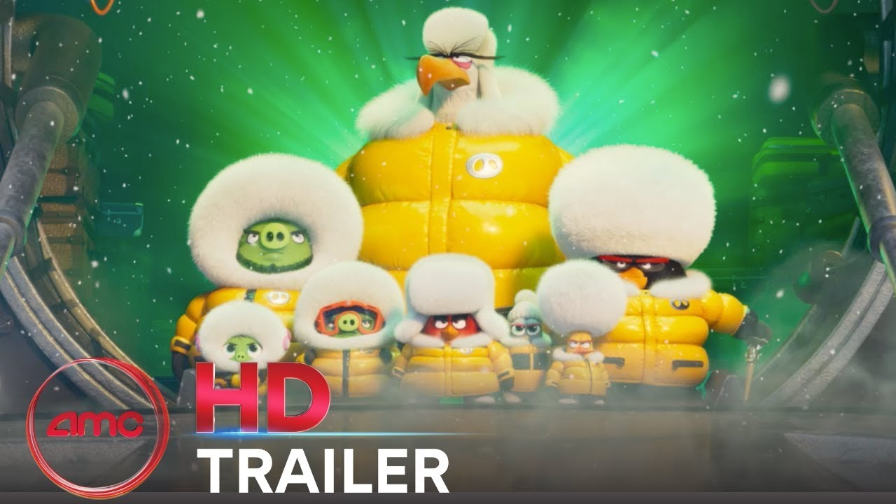 The Angry Birds Movie 2 Official Trailer 2 Peter Dinklage Dove Cameron Amc Theatres 2019 Youtube