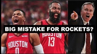 Did The Houston Rockets Make The Biggest Mistake Trading For Russell Westbrook?