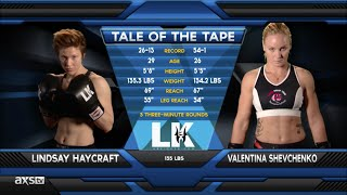 "Fight of the Week: ""The Bullet"" Valentina Shevchenko Adds to Her Amazing Record at LK1"