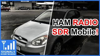Amateur Radio Mobile SDR Load Out | SDR Plus 33cm 70cm 2m 1.25m and more!