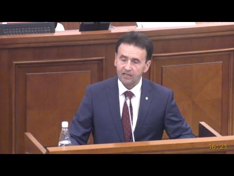 Şedinţa Parlamentului Republicii Moldova 20.04.2018