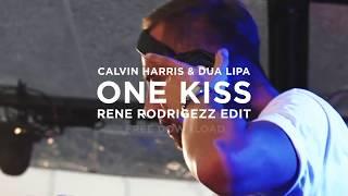 Download Lagu Calvin Harris & Dua Lipa - One Kiss (Rene Rodrigezz Edit) FREE DOWNLOAD Mp3