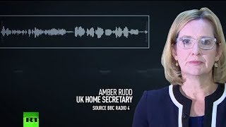'Shouldn't happen again': UK home secretary chides US for leaking info on Manchester attack to press