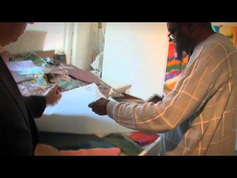 Sam Gilliam Interview - The Artist Toolbox #107