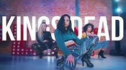 Kings Dead | Kendrick Lamar, Jay Rock, Future | Aliya Janell Choreography | Filmed by @Zurisaddaicjr