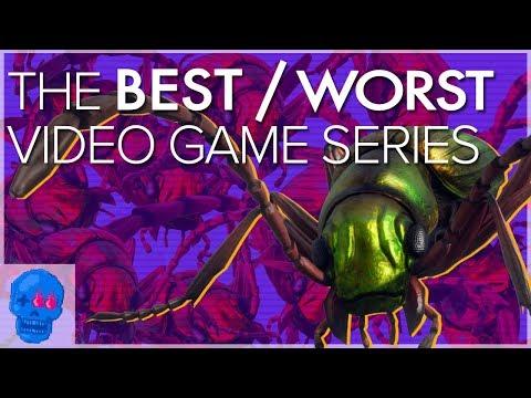 EDF Iron Rain   a Good Sequel to the Best/Worst Game [SSFF]