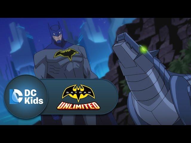 Duel With The Penguin | Batman Unlimited | DC Kids
