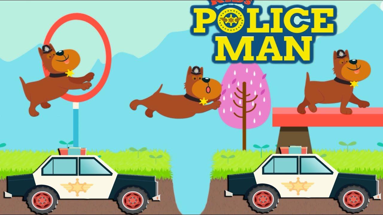 Jeux de voiture de POLICE gratuit. La voiture de POLICE ...