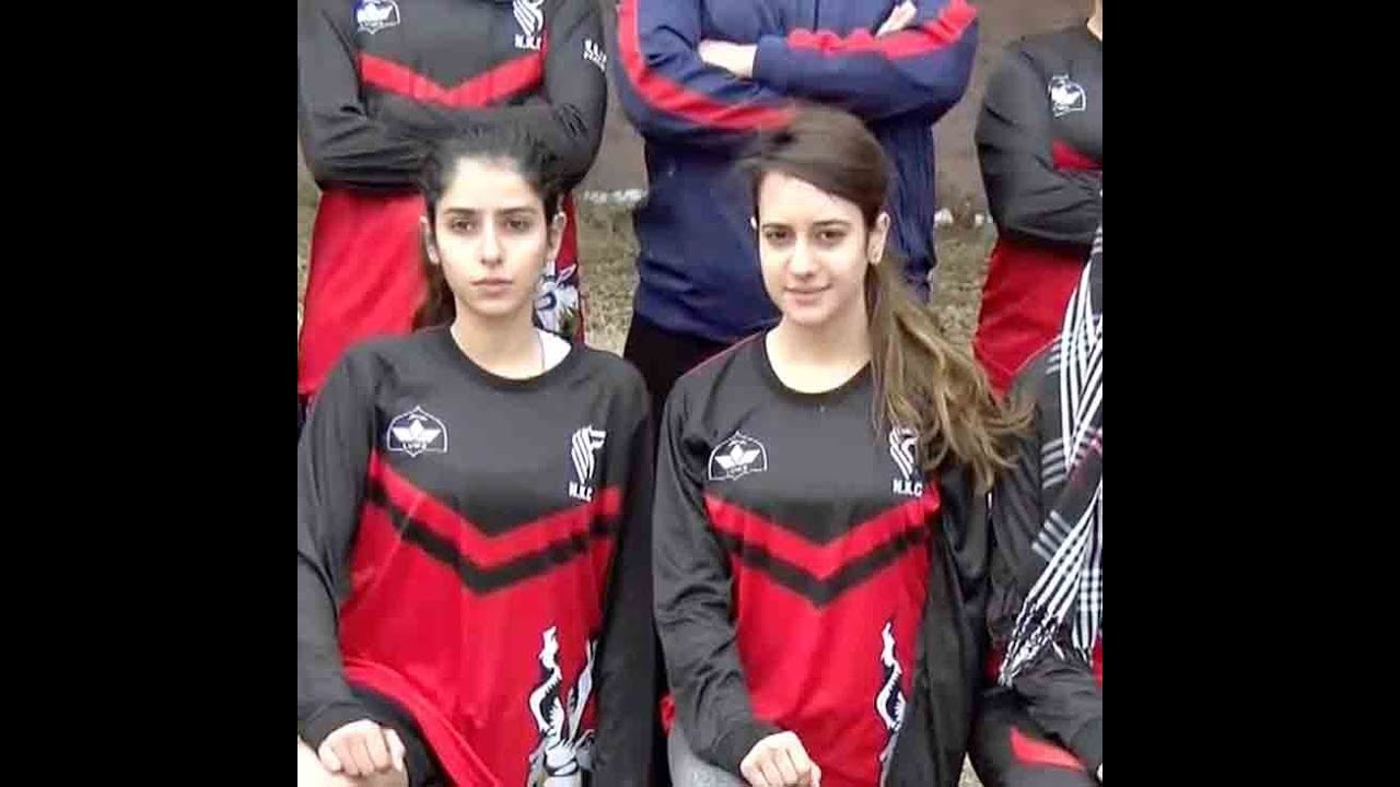 all pakistan inter university girls football competitions have