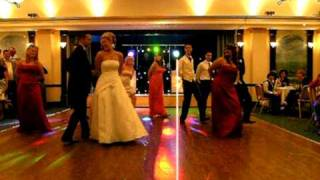 The best ever wedding dance!! A MUST SEE!! Amazing first dance of Nolan & Corinne.