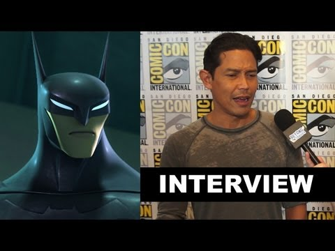 Beware the Batman   with Anthony Ruivivar & JB Blanc aka Alfred  Behind the Episode!