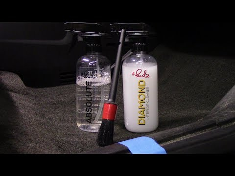 Sudzbox Diamond Interior Cleaner Review and Absolute APC on Leather!