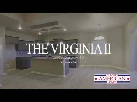 Classic American Homes - The Virginia