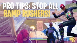 HOW TO WIN FORTNITE TIPS #8