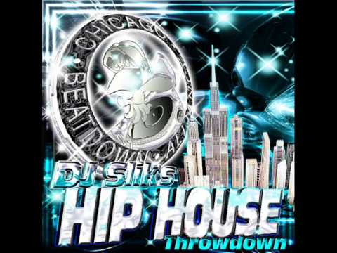 Old School wbmx HIP HOUSE throwdown mixxed by Chicago's DJ SLiK