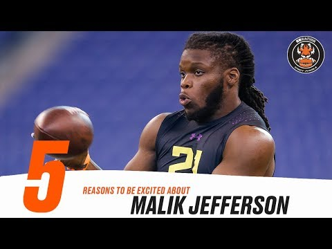 5 reasons to be excited about Malik Jefferson