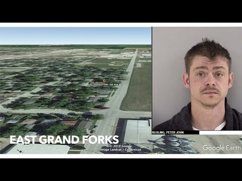 Man Charged In East Grand Forks Meth Crime Involving Children