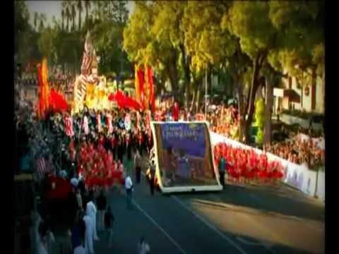 2012 Rose Parade Opening Number