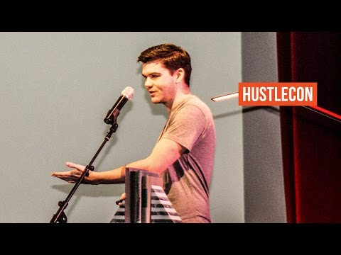 How to Contact Anyone on LinkedIn with the Co-Founder of Vungle - Hustle Con 2015