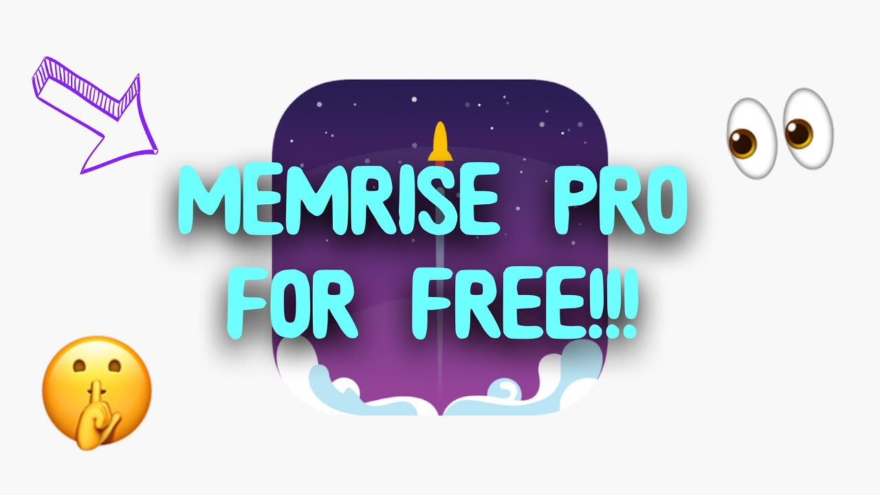 How To Get Memrise Pro For Free iOS 2019! (WORKS 100%)