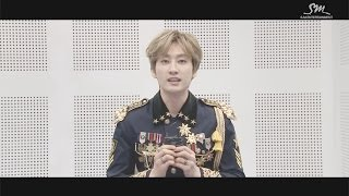 SUPERSTAR SMTOWN Server Open in Thailand_EunHyuk of Super Junior Message