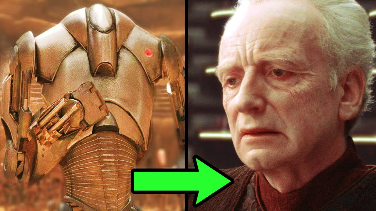 What Palpatine did with Super Battle Droids AFTER Order 66 - Star Wars Explained