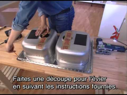 Montage cuisine ikea faktum youtube - Installer un four encastrable ikea ...