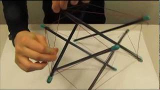 How to build a Tensegrity Model - LATTC