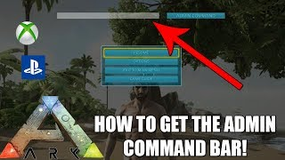Download lagu ARK HOW TO ACCESS THE ADMIN COMMAND BAR USE CONSOLE COMMANDS MP3