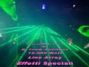 Laser Show Full Color Pancaldi Livorno
