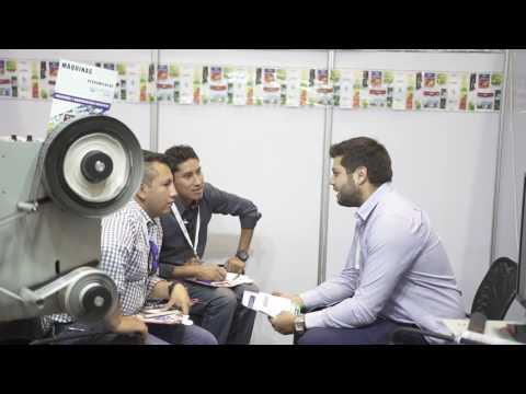 Teixeira trajo sus innovaciones a Print Santiago 2016