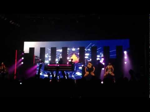 (HD) PANTyRAiD @ The Fillmore Auditorium 3/2/13