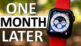 APPLE WATCH SE (Biggest Frustrations & Best Features after 1 Month of Daily Use)