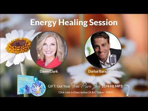 Dawn Clark FAST Energy Quantum Healing for Your DNA Memories Wealth Gene