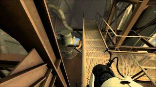 Portal 2 part 13 : I fear for the health of the test subjects (not) ... well its the 50s Thumbnail