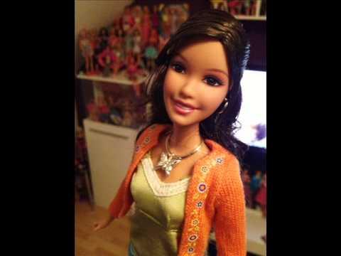 My New High School Musical Gabriella Barbie Doll (Singing Doll)
