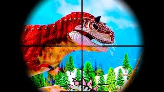 Dinosaur Hunter Sniper Safari Animals Hunt (by Action Action Games) Android Gameplay Trailer