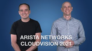 Arista Networks CloudVision 2021