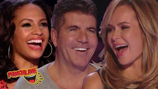 5 FUNNIEST IMPRESSIONIST Auditions On Britains Got Talent