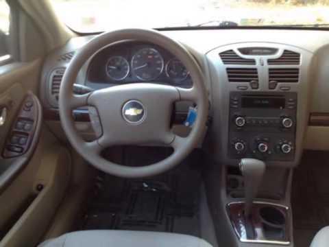 Beautiful 2006 Chevrolet Malibu 4dr Sdn Ls W 1ls You