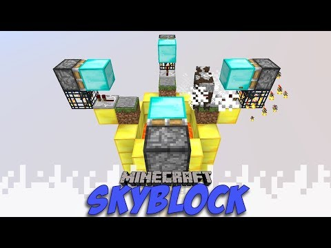 A Beautiful Thing! - Skyblock - EP23 (Minecraft Video)