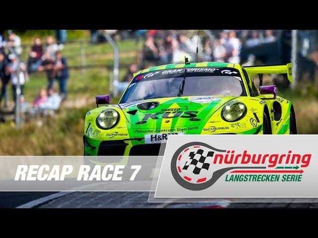 Recap Rennen 7 Nürburgring Langstrecken-Serie (Nürburgring Langstrecken-Serie)